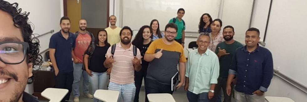 Recepção turma 2018 - FIMAT
